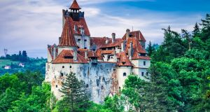 A trip  to get your teeth into? Bran Castle, also known as Dracula's Castle, in Transylvania. Photograph: Getty