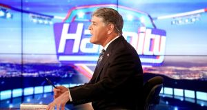Sean Hannity is 'bad for America', according to Ted Koppel. Photograph: Paul Zimmerman/Getty Images