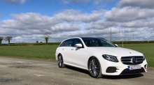 Our Test Drive: the Mercedes-Benz E220d Estate