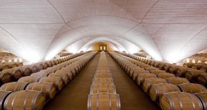 Spanish Wine Week: roll out the barrel.