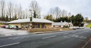 McDonald's drive-through restaurant on the Lucan Road has sold for €490,000 above the original guide price