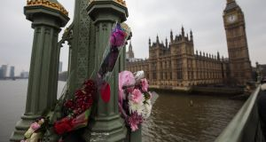 Westminster Bridge in London, England: Khalid Masood's  attack method seems to be based on low sophistication, low tech, low cost techniques. Photograph: Jack Taylor/Getty