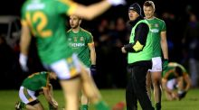 "Meath manager Andy McEntee: ""Having the same guy overseeing all the training regimes for all the teams in a county makes sense."" Photograph: INPHO/James Crombie"