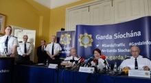 Garda chief indicates she will not step down, regardless of Dáil vote