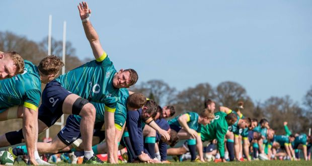 Donnacha Ryan has now almost certainly played his 47th and last match for Ireland, barring