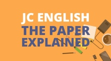 Junior Cycle English: the paper explained