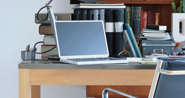 The secret to a home office it has to feel like a place of work