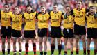 Down's decline has been swift since they  lined up for the All-Ireland senior football final against Cork in 2010, a game they lost by just a single point.  Photograph: Donall Farmer/Inpho