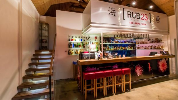 Rub23 in Akureyri: an Icelandic-Asian fusion restaurant whose signature is the unique spice and herb rubs in almost every dish.