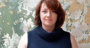 Eimear McBride:  author of The Lesser Bohemians. Photograph: Eric Luke