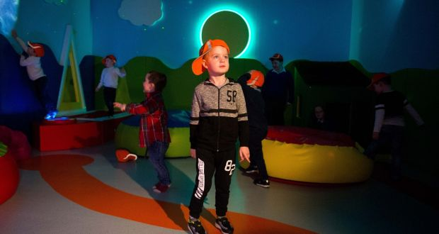 Shannon airport opens sensory room for passengers with autism