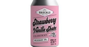 Anyone for a strawberry milkshake beer?