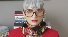 Iris Apfel: Fashion cues from the 'geriatric starlet'