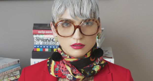 fa58913a75 Iris Apfel  Fashion cues from the  geriatric starlet