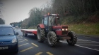 Cavan farmer reverses tractor and trailer for 21 km in world record bid