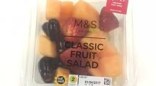 "Marks & Spencer: ""M&S does many things well, but it does few things better than fruit . . . The per-kilo price of its fruit salad is comparatively cheap."""