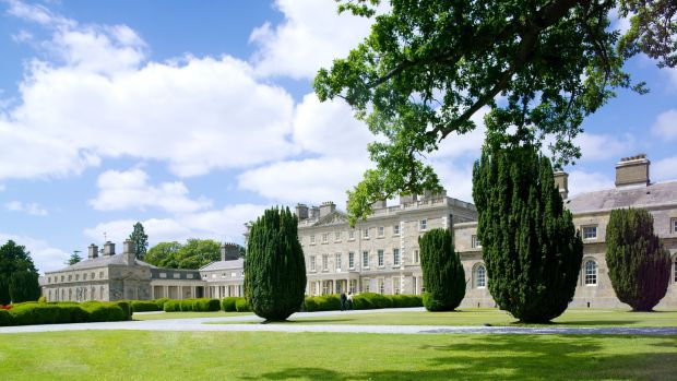 Carton House in Co Kildare plays host to many elite sports teams.