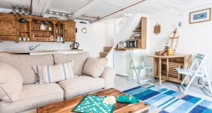 Tate St Ives: take a trip to the picturesque fishing harbour in west Cornwall and stay at the Digey Fisherman's Cottage