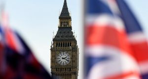 The UK's exit bill relates to commitments already made to EU spending programmes and other liabilities. Photograph: EPA