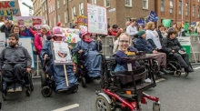 Disability rights in Ireland hindered by '10 years of broken promises'