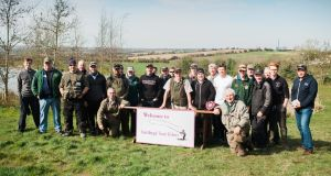 Winter league finalists at Courtlough Trout Fishery