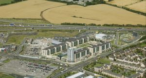Charlestown Shopping Centre, in Dublin 11: €75 million extension planned