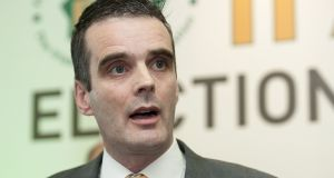 "Joe Healy: said the threat of Brexit was the ""most significant challenge"" to face Ireland's farming and food sector since the formation of the State. Photograph: Dave Meehan"