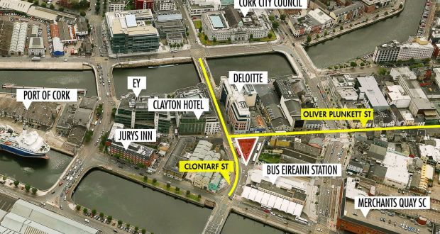 Cork City Centre The Plot Of 0 028 A Hectare 07 An Acre