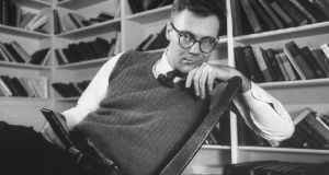 Poet Robert Lowell: A New England aristocrat to the tip of his pen. Photograph: Alfred Eisenstaedt/Time Life Pictures/Getty Images