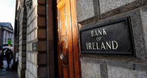 Based on Bank of Ireland stock's current price at 23.5 cents, the new shares would be worth about €7.05 each.