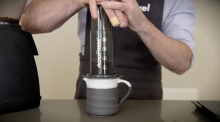 Three ways to make good coffee at home