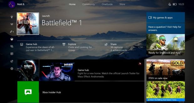 Xbox One update brings Beam Streaming to gamers