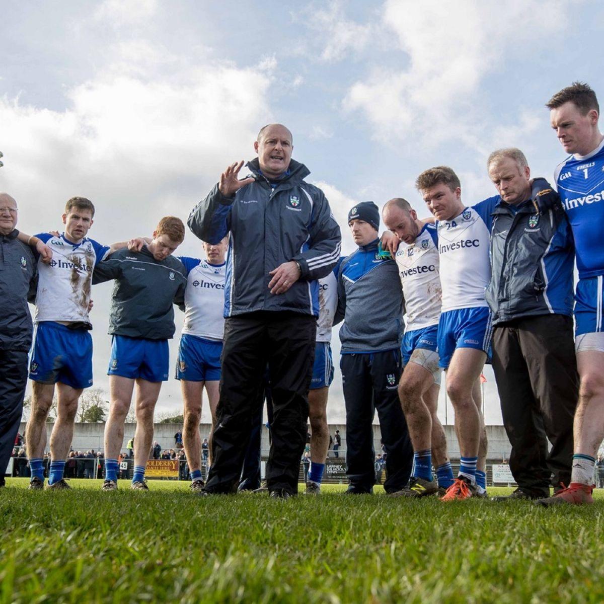 Murray Scotstown sheskin   Ireland Reaching Out