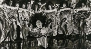 The Hiller Girls dance troupe, which performed around Germany and Europe for decades.
