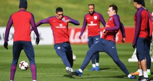"Defenders Phil Jones and Chris Smalling were forced out of the England squad after sustaining what Manchester United manager Jose Mourinho called ""long-term injuries"". Photo: Getty Images"