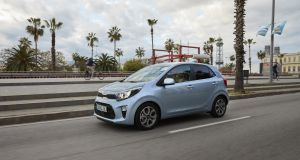 The Kia Picanto: it will not be the best-selling city car in Ireland, but it may well be the best