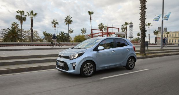 Kia S New Picanto Wins Big In The Little League