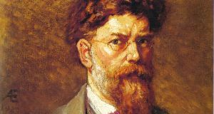 "George Russell (""AE""): self-portrait 1923"