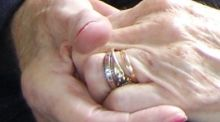 The 135-year-old wedding ring my mother wore