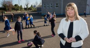 Louise Tobin, a principal at St Joseph's Primary School in Tipperary town. She says she was shocked when her school was excluded from a scheme to help disadvantaged schools. Photograph: John D Kelly