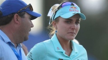 Lexi Thompson loses golf major after TV viewer notices infringement