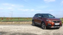 Our Test Drive: the Peugeot 3008