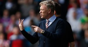 "Sunderland boss David Moyes has apologised to a female reporter after threatening to ""slap"" her in a post-match interview. Photo: Getty Images"