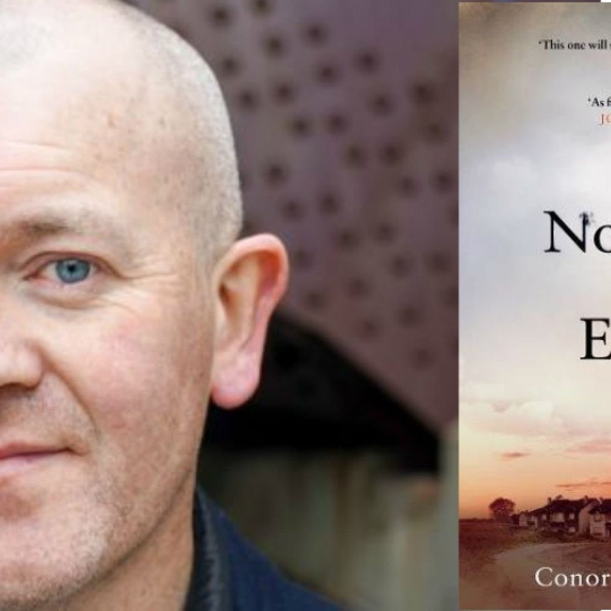 Nothing on Earth by Conor O'Callaghan: April's Irish Times Book Club