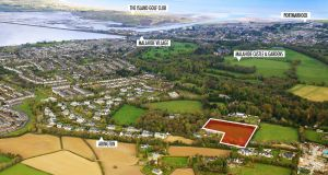 1.65 hectare (4.1 acre) residential development site in Streamstown, Malahide, Co Dublin