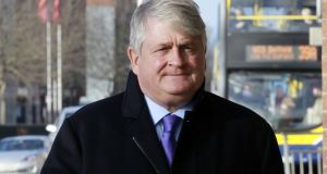 Denis O'Brien objected that the constitutional provision  gives an enormous power which may be abused. Photograph: Collins Courts