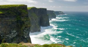 Cliffs of Moher: Diamrem argues there could be no question of the public interest favouring retention by a planning authority of an unauthorised development so close to an ecologically sensitive site.
