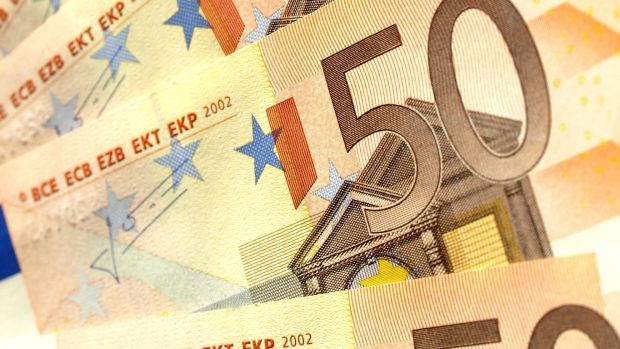 Banking on security success with new €50 note