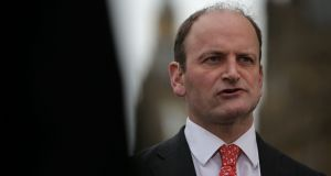 In his new book, MP Douglas Carswell argues that people want a small state over which they can exercise round-the-clock democratic mastership through some kind of digitised hive mind. Photograph: Daniel Leal-Olivas/AFP/Getty Images