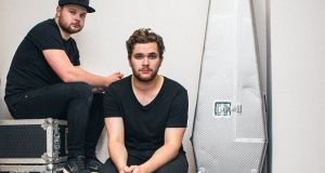 Brighton-based drum and bass duo Royal Blood